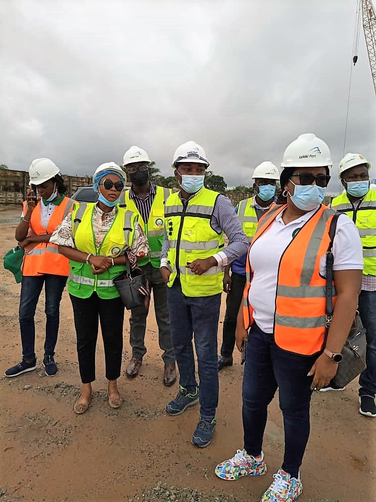 3_LASEPA-officials-observing-Marine-side-activities-of-the-project