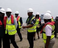 Nig Shipper's Council Visit Photos